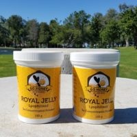 Two 150g Royal Jelly Powder